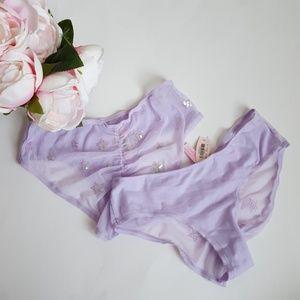 New! Victoria's Secret panty Bundle! Small -D3