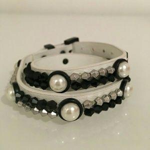 Erickson Beamon Wrap Bracelet