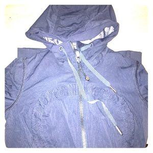 Lulu Lemon hooded jacket