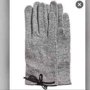 Wool blend gloves HM - NWOT!! ⛄️
