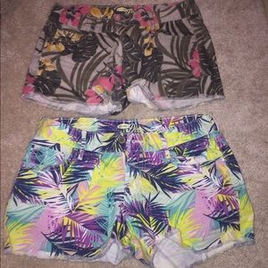 Two Old Navy Shorts