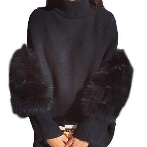 Sweaters - Woman's sweater jacket