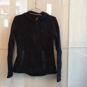 Nike tech fleece zip up hoodie M