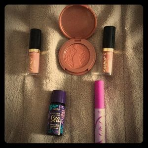 5 TARTE PIECE BUNDLE