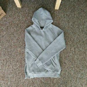 Zara Grey Hoody sz Small-  FOG style
