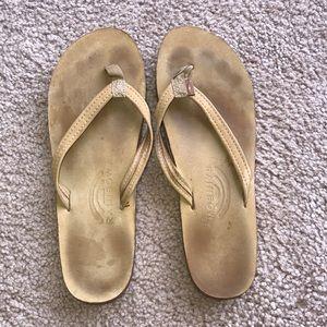 Used Rainbow Sandals