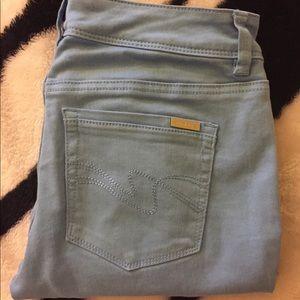 WHBM blue pants