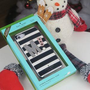 """M"" Kate Spade Iphone 7/8 Case"