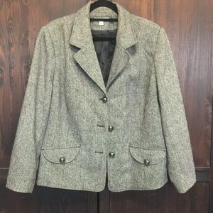 MERONA tweed coat