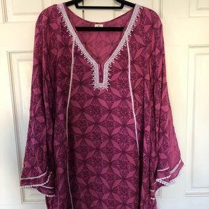 O'Neill bell sleeve dress