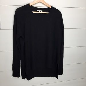 Madewell Warmlight Pullover - Black