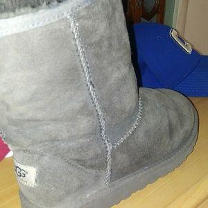 UGG Australia gray boots
