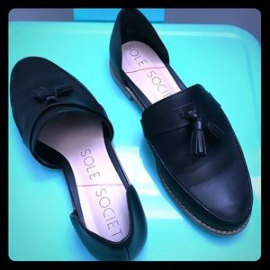 Blair Sole Society D'Orsay Flat