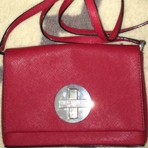 Kate Spade Red Crossbody