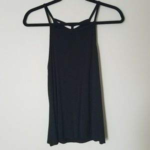 Boohoo Top with Back Detail
