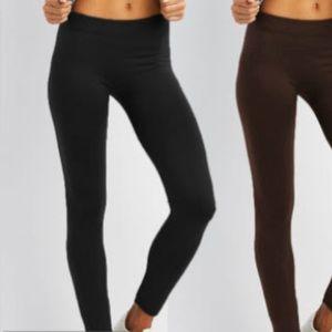 Pants - ✨Accepting Offers! Black Fleece Lined Leggings