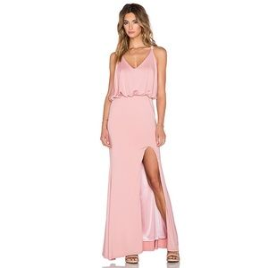 X Revolve Jewel Back Dress