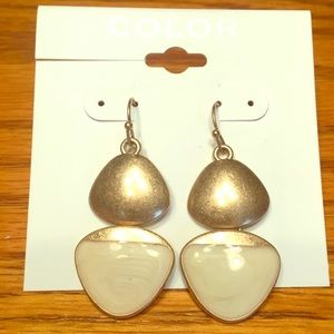 NWT earrings by COLOR