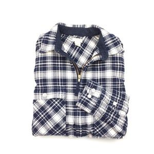 🆕 Listing! J. Crew buffalo check shirt-jacket