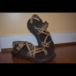Double strap Chaco sandals