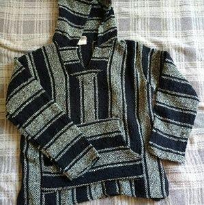Mexican Blanket Hoodie