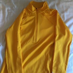 NWT Under Armour Semi-fitted Coldgear Half Zip