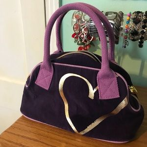 Victoria's Secret Purple purse
