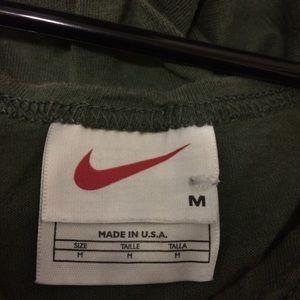 Nike Tops - Dark Green Nike Workout Tank