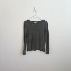 Madewell Whisper Long Sleeve