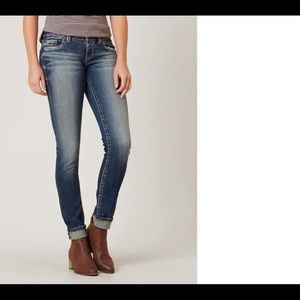 BKE 28x31.5 Stella Skinny Stretch Jeans