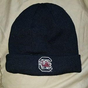 Gamecocks under armour beanie