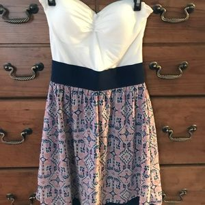 Charlotte Russe Strapless Dress