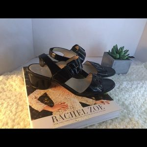 Salvatore Ferragamo sandals, sz 7