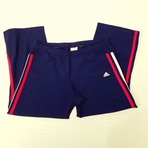 Adidas capri workout pants