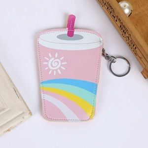 Sunshine Coffee Cup Coin Purse 🎁