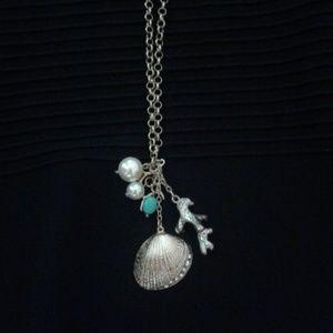 Jewelry - Last Call🌝Seashell Charm Necklace