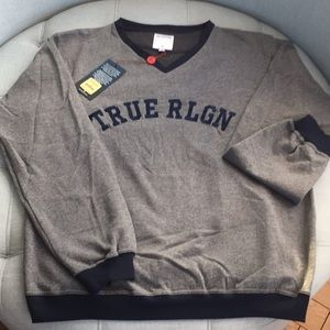 Men's True Religion Brand sweat shirt Pullover