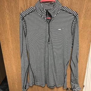 Nike long sleeve half zip