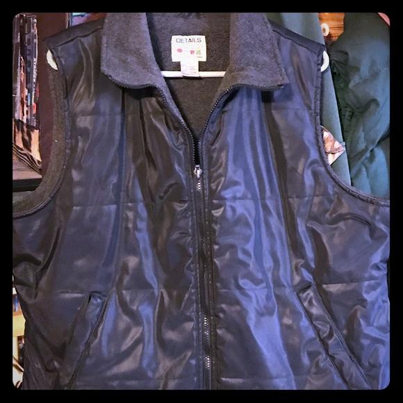 b3981580de0 Details Jackets   Blazers - HEAVY PLETHORA VEST SZ 2X