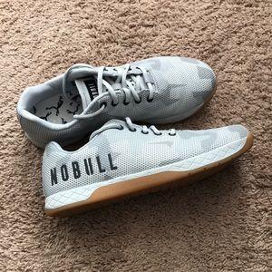 Nobull White Camo Trainer