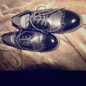 Lady Oxford Shoes