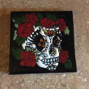 Other - Day of the dead sugar skull decorative art!