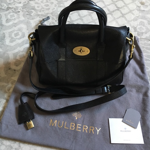 Mulberry Small Bayswater Satchel. M 5a318dcafbf6f989a301cd1a c6fc67271a927