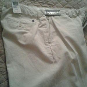 Brand new polo slacks never been warren