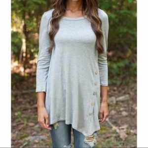 Sale: Buttoned Up Tunic