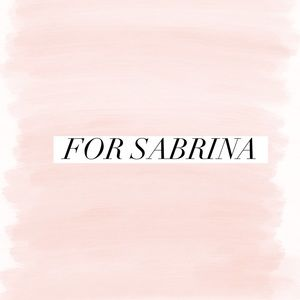 Accessories - For Sabrina
