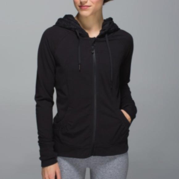 788eee8b2a lululemon athletica Jackets & Blazers - Lululemon Movement Jacket Black 8