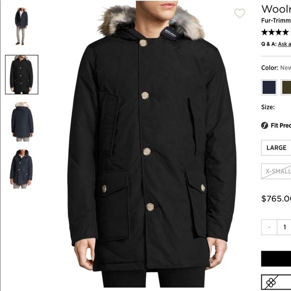 Woolrich Jackets   Coats   Arctic Parka Mens   Poshmark 9f257eea87
