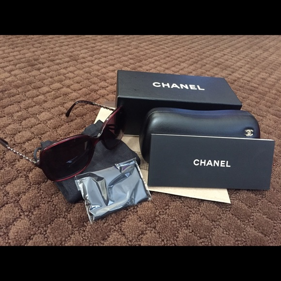 861a3ce0f25a CHANEL Accessories - 😎Authentic CHANEL Women Sunglasses  5210-Q😎
