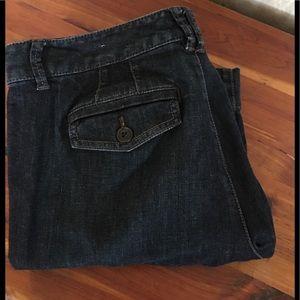 Loft trouser jeans.